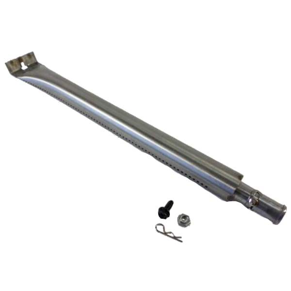 BBQ Grill Broil King Burner Stainless Steel Tube-In-Tube 15-3/4 BCP18631 OEM - BBQ Grill Parts