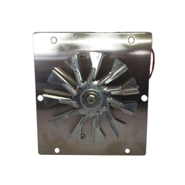 BBQ Grill Cal Flame Electrical Fan Assy Convection [08] 12 Volt BBQ08000420 OEM - BBQ Grill Parts