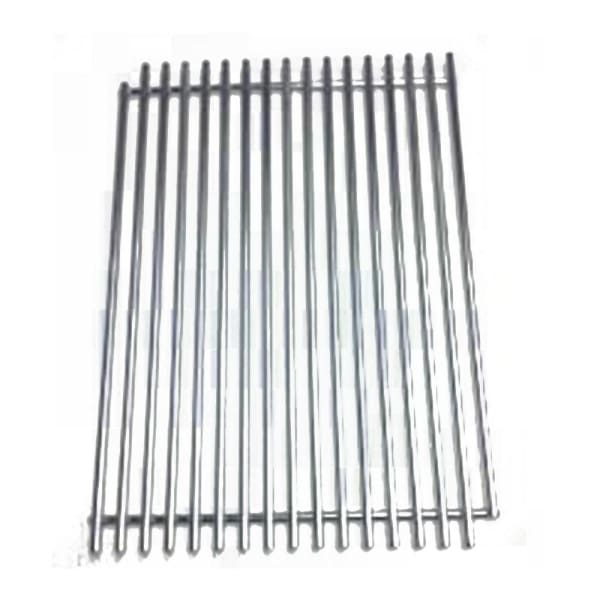 "BBQ Grill Capital Grill 1 Piece Stainless Steel Cooking Grid 17 1/4"" x 12 3/8"" Wide BCP80002 OEM"