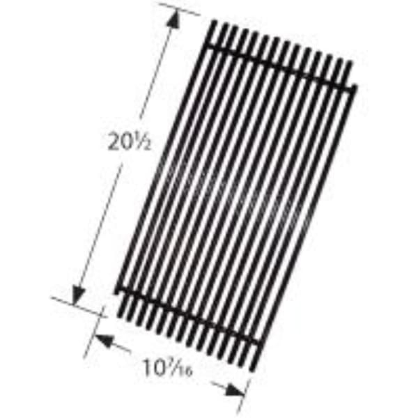 BBQ Grill DCS Grate Grill Porcelain Steel Wire 10 7/16 by 20 1/2 BCP54801 - BBQ Grill Parts