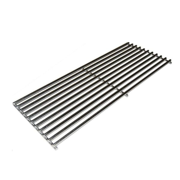 BBQ Grill BBQ Galore/Turbo 1 Piece Stainless Steel Grate 7 7/8 x 19 1/4 BCP5S531-1 - BBQ Grill Parts