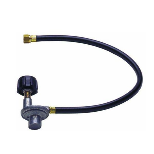 BBQ Grill Gas Regulator & HOSE 24-Inch Universal HR-4B