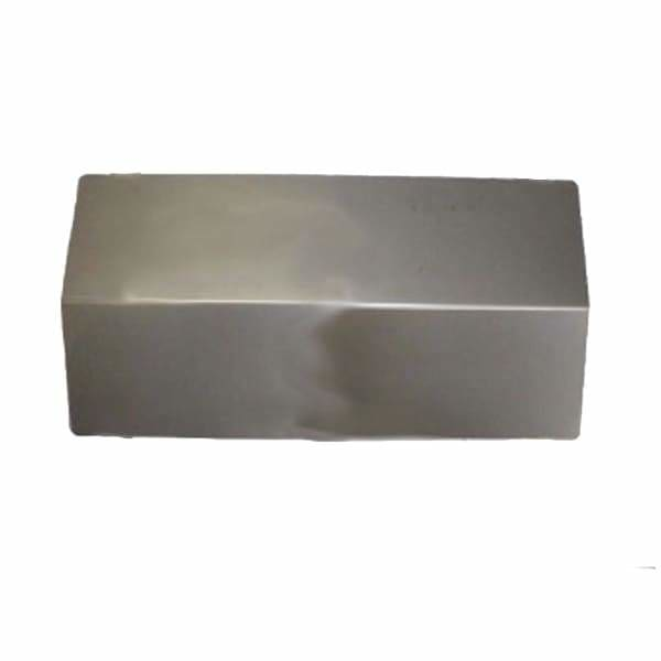 BBQ Grill Heat Shield 12 7/8 Inches x 7 1/8 Inches For Urban Islands Grills Most Models 16520 - BBQ Grill Parts