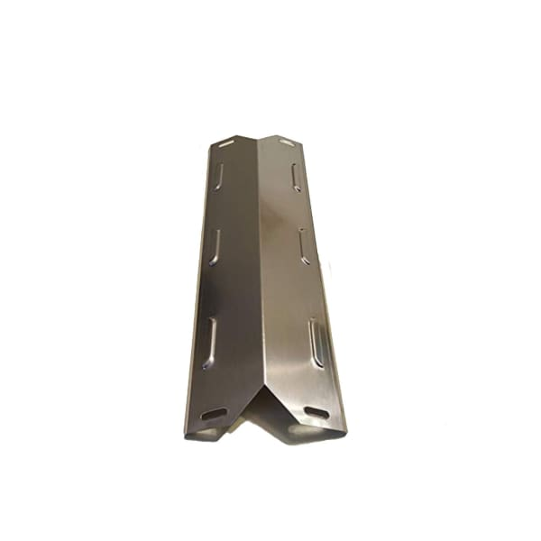 BBQ Grill Kenmore-Sears 17-7/8 X 4 Stainless Steel Kenmore Heat Plate BCPKENHP7 - BBQ Grill Parts