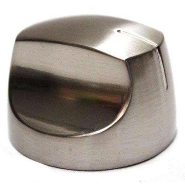 BBQ Grill Knob BeefEater Signature 3000S Stainless Steel Knob - 060543 OEM - BBQ Grill Parts