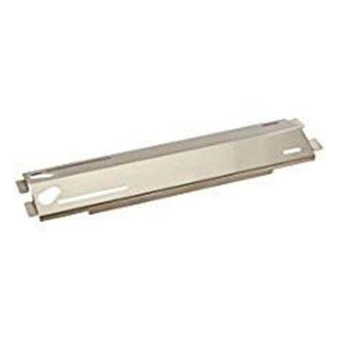 BBQ Grill Members Mark Stainless Steel Heat Plate 16 3/8 x 3 13/16 BCP93271 - BBQ Grill Parts