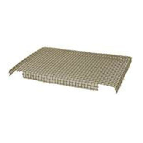 BBQ Grill TEC Grill 1 Piece Stainless Steel Mesh Screen STBS 7 3/4 x 11 3/8 OEM - BBQ Grill Parts