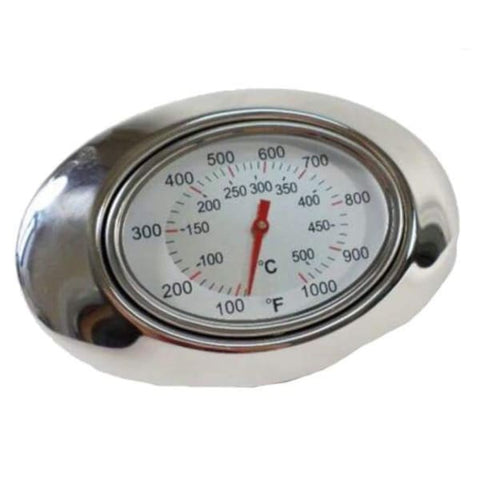 BBQ Grill Temperature Gauge Fire Magic Analog Thermometer 23305 OEM - BBQ Grill Parts