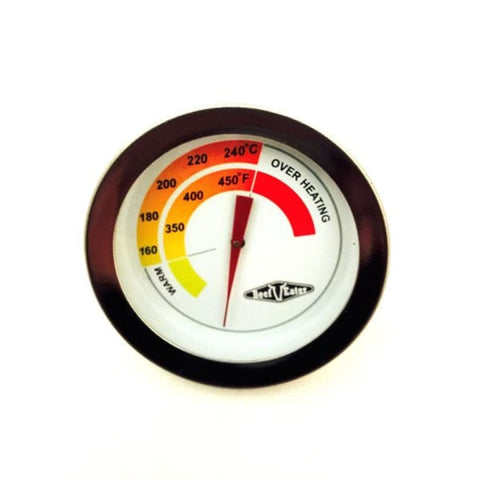 BBQ Grill Temperature Gauge For BeefEater Signature Round Hood Grills OEM 060605 - BBQ Grill Parts