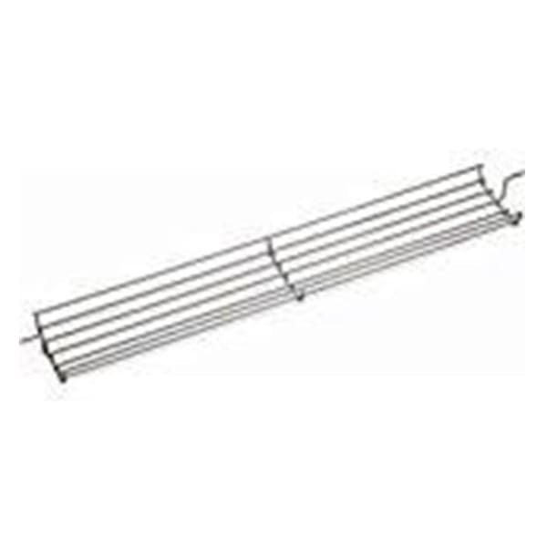 BBQ Grill Weber Grill Grate 1 Piece Chrome Plated Warming Rack 24-1/4 Long (Pin to Pin) BCP80632 OEM - BBQ Grill Parts