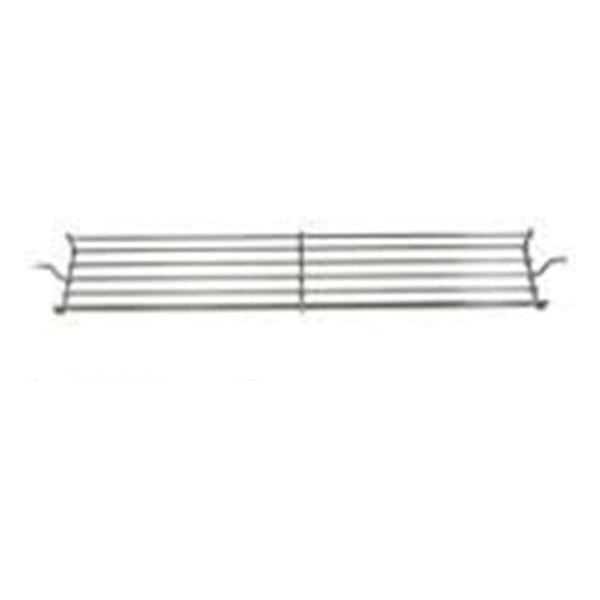 BBQ Grill Weber Grill Grate Chrome Plated Warming Rack 24-7/8 Long (Pin to Pin) BCP80623 OEM - BBQ Grill Parts