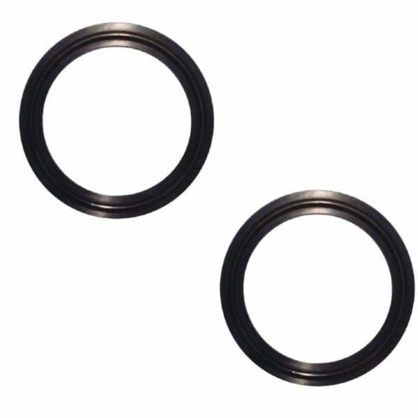 Coleman Spa 2 Inch Heater Gasket W/ Oring Rib 2 Pack 103329 - Hot Tub Parts