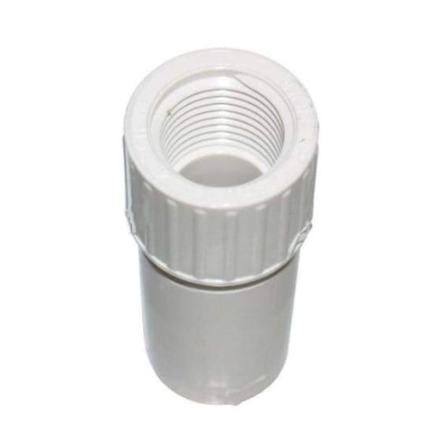 Dimension One Spa Pop Check Valve With Adapter DIM01522-23 - Hot Tub Parts