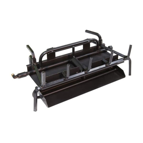 Grand Canyon Bbq.Fireplace Burner Grand Canyon 3 Burner Front View 42 Fcp3brn 42