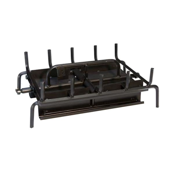 Fireplace Burner Grand Canyon 3 Burner See Through 24 FCP3BRN-ST24 - Fireplace