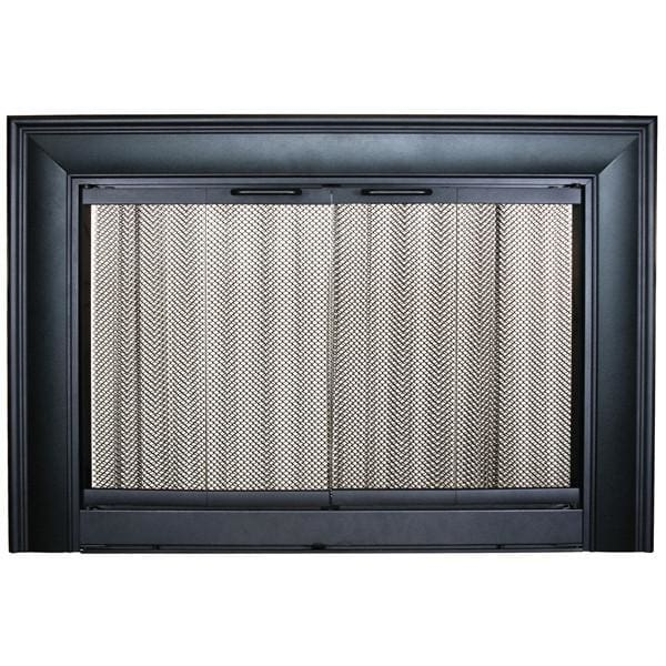 Fireplace Door Thermo-Rite Celebrity Clearview CE4729 47-1/2W X 29H 50468 - Fireplace
