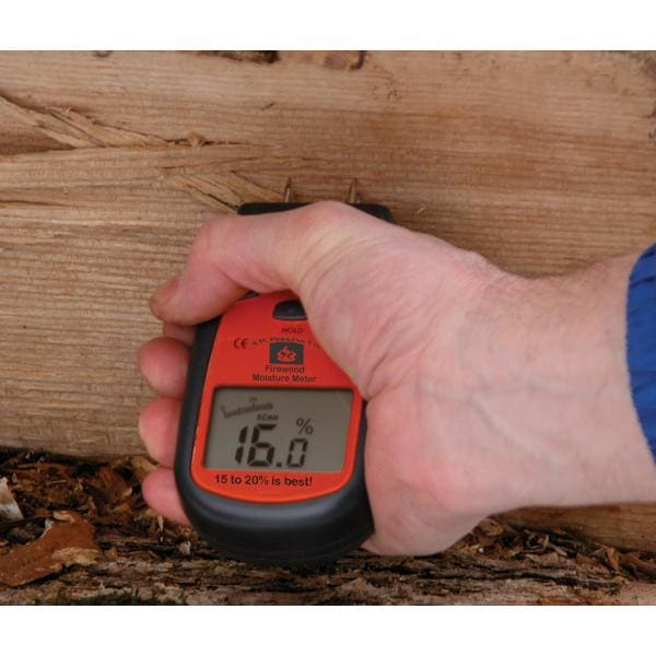 Fireplace Tools Firewood Moisture Meter FCP103331 - Fireplace