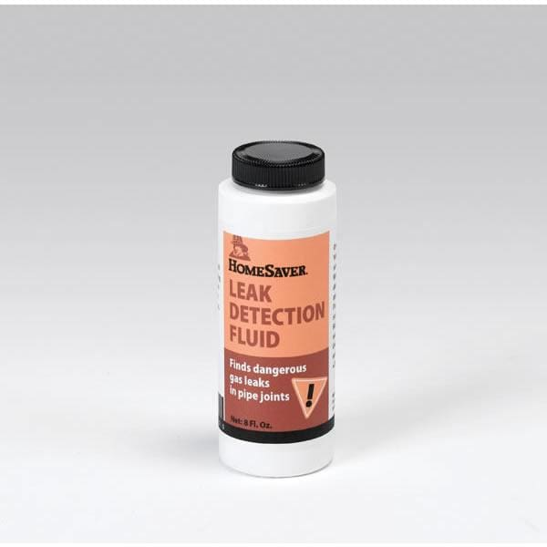 Fireplace Tools HomeSaver Leak Detection Fluid 8 Oz FCP81400 - Fireplace