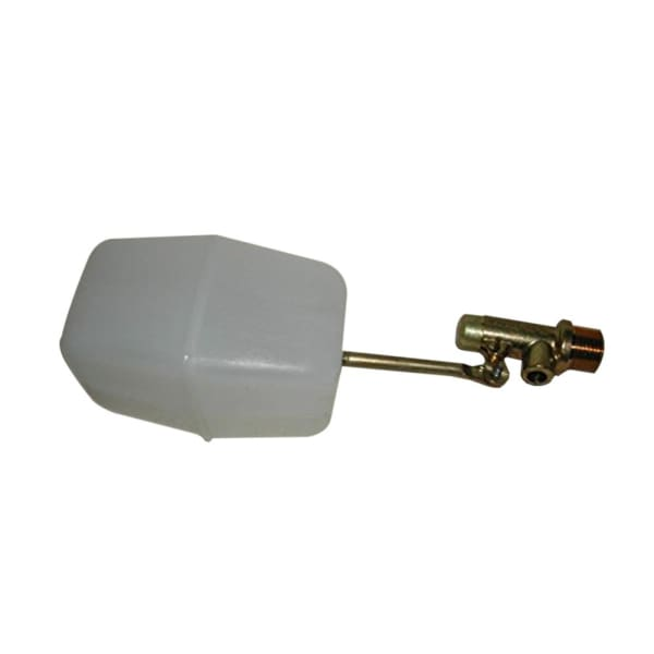 "Fountain & Water Feature Fill Valve Leveler Auto Fill 3/8"" Water Float Valve W/3"" Arm FCP4191"