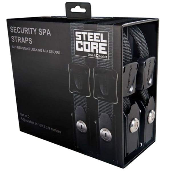 Hot Tub Accessories SteelCore Spa Security Straps HTCP8150 - Hot Tub Parts