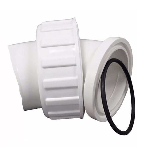 Hot Tub Fittings & Pvc Jacuzzi Spa Union 2 Inch 45 degree 6500-037 - Hot Tub Parts