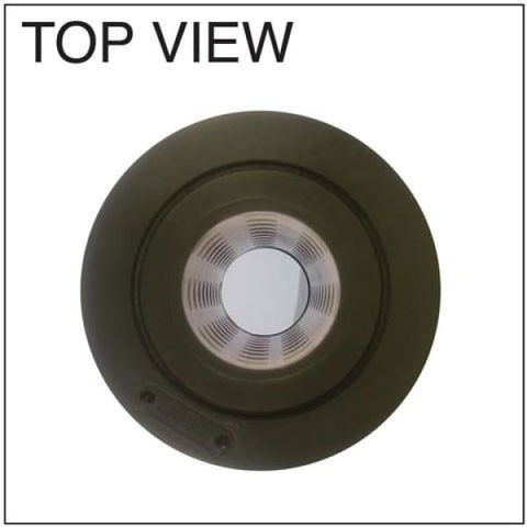 Hot Tub Great Barrier Filter 25 Sf Rainbow Universal Single Replacement Filter HTCP8512 - Hot Tub Parts
