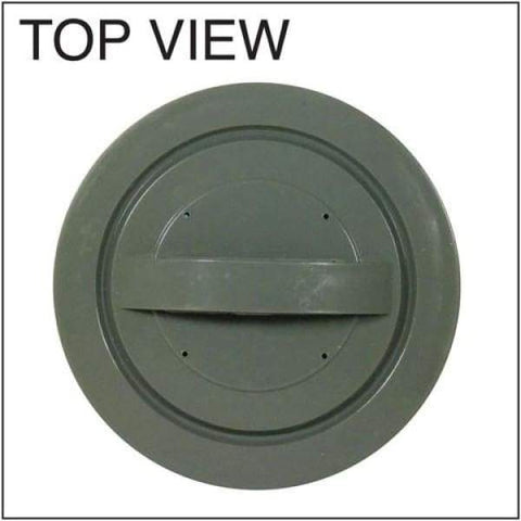 Hot Tub Great Barrier Filter - 40 Sf Front Access Universal Single Replacement Filter HTCP8550 - Hot Tub Parts