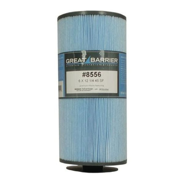 Hot Tub Great Barrier Filter 45Sf Top Load Filter (1 Piece) HTCP8556