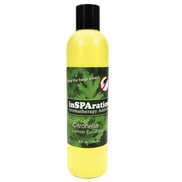Hot Tub InSPAration Citronella Bug Deterrent For Hot Tubs And Spas (8 oz) HTCP7316 - Hot Tub Parts