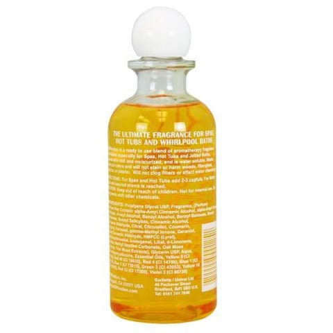 Hot Tub InSPAration Vanilla Twist 1 Bottle For Hot Tubs and Spas (9 oz) HTCP7331 - Hot Tub Parts