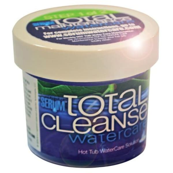 Hot Tub Maintenance & Cleaning Serum Total Cleanse Gel For Hot Tubs and Spas (16oz) HTCP5815