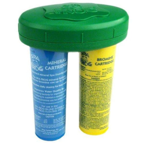 Hot Tub Spa Frog Chemicals Floating System 01-14-3882 - Hot Tub Parts