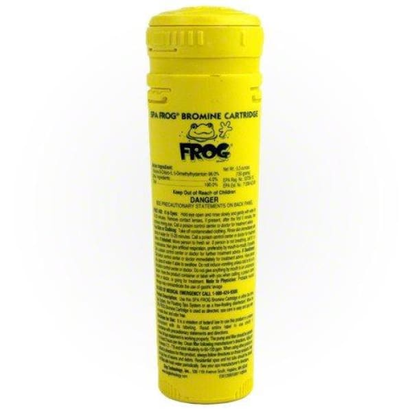 Hot Tub Spa Frog Chemicals Floating System Spa Frog Bromine Cartridge 2535