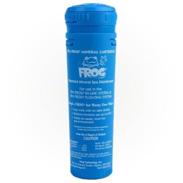Hot Tub Spa Frog Chemicals Floating System Mineral Cartridge 2530 - Hot Tub Parts