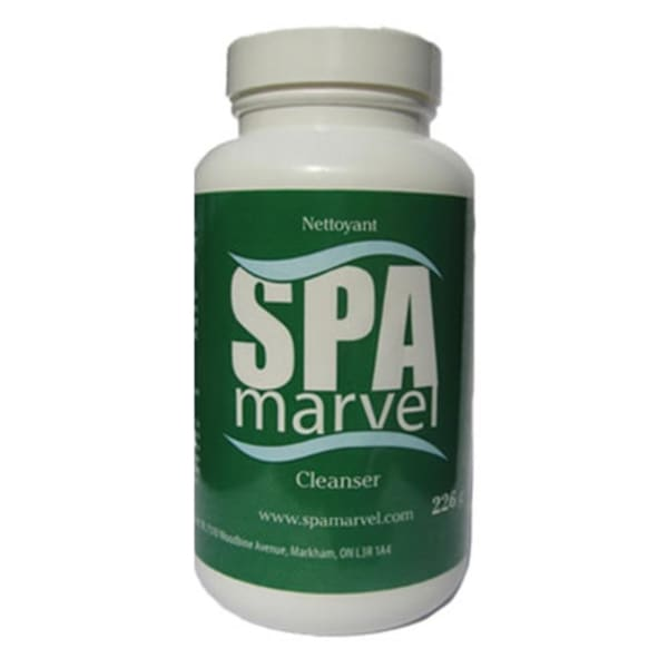 Hot Tub Spa Marvel Chemicals Cleanser 8 Oz HTCP27843042150 - Hot Tub Parts
