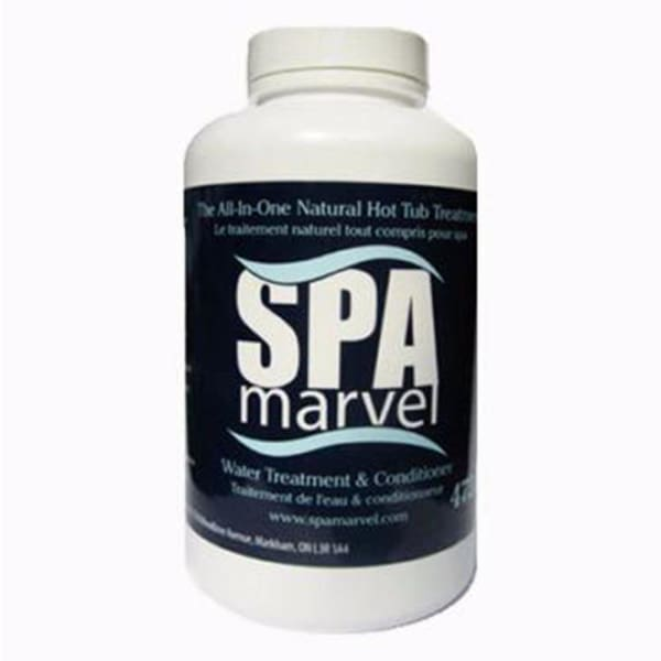 Hot Tub Spa Marvel Chemicals Water Treatment and Conditioner 1 LBS 27843042143 - Hot Tub Parts