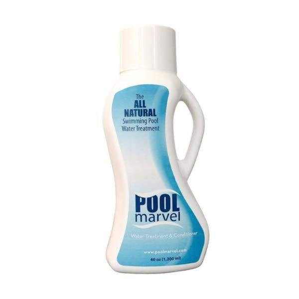 Pool Marvel Mics Swimming Pool Water Treatment All Natural 40 OZ PM218112 - Pool