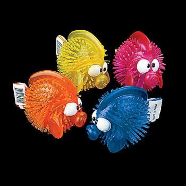 Pool Miscellaneous Toy Squirtees Blowfish Bag of 12 POOL5423 - Pool