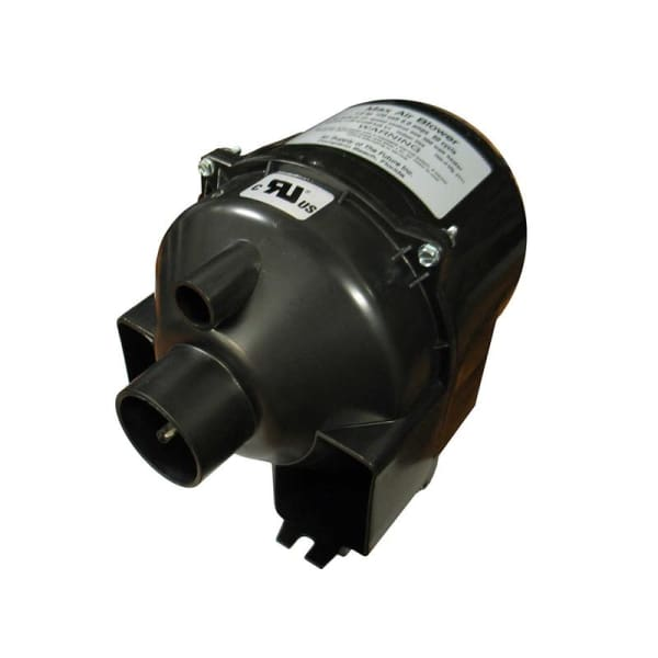 Sundance Spa Air Blower Assembly: 1.0HP 240V Therm-Protected HTCPSD6500-148/2510220-V1 - Hot Tub Parts