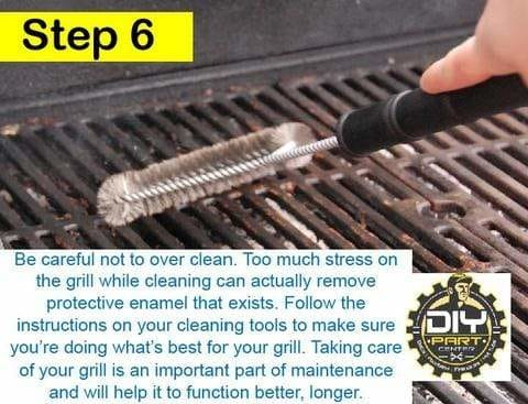 Things To Know: Giving Your Grill A Good Clean Before Summer!