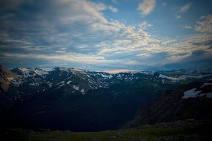 Trail Ridge Road #12 - Art Print