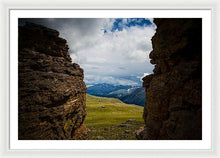 Load image into Gallery viewer, Trail Ridge Road #15 - Framed Print