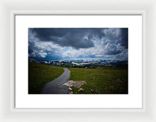 Load image into Gallery viewer, Trail Ridge Road #7 - Framed Print