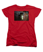 Load image into Gallery viewer, Bunker Lock - Women's T-Shirt (Standard Fit)