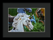 Load image into Gallery viewer, Horsey - Framed Print