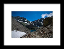 Load image into Gallery viewer, Lake Agnes #2 - Framed Print