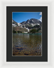 Load image into Gallery viewer, Lake Agnes - Framed Print