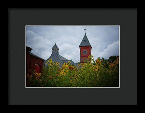 Medfield State #5 - Framed Print