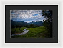 Load image into Gallery viewer, Opportunity - Framed Print