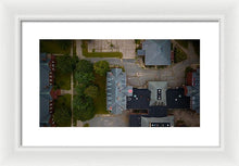Load image into Gallery viewer, Over Medfield State Hospital #3 - Framed Print